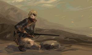 Sniper by atomicman