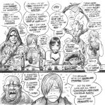 RESIDENT EVIL 4, at the bar by AdamWarren