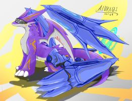 Aluka01 Of ShinGae by dragoon86