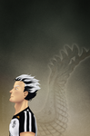 Haikyuu!! - Bokuto Koutarou by Astralseed