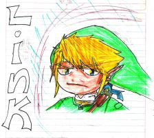 Link X by knight-alui