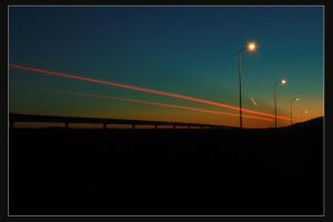 Passing Into The Night by gilad