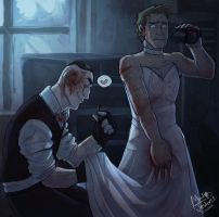 Outlast: Whistleblower by MadJesters1