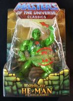 MOTUC Slime Pit He-Man package by masterenglish