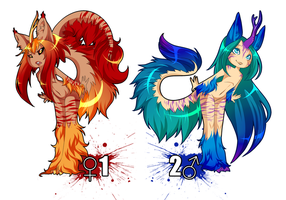 Kirin Adopts [CLOSED] by DGAdopts