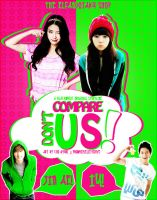 Don't Compare Us! [Requested by BlackMusic] by Prom15e13elieve10ve