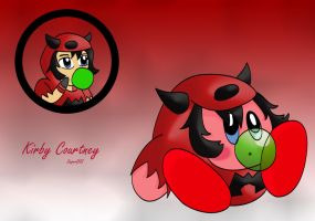 Magma Admin Kirby Courtney by SniperGYS