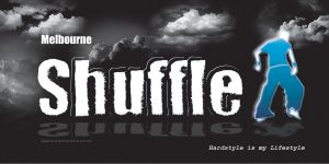 HARDSTYLE MELBOURNE SHUFFLE by MikeDesigner2009