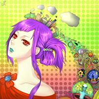 Mindstream by SaraSama90