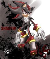 Shadow the Hedgehog by ka1513-2