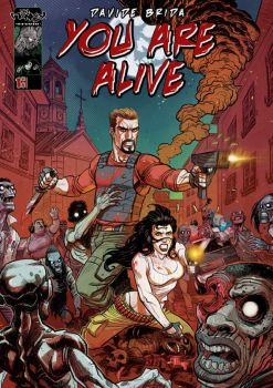 YOU ARE ALIVE Cover by MadMonkeyStudio