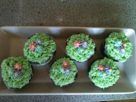 Cupcakes! by LissieDollx3
