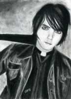 Gerard Way by firexatxwill