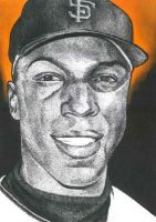 Willie McCovey by JRosales1