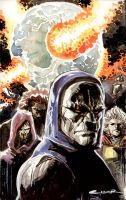Darkseid's Elite by Cinar