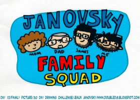 Family Picture 30 Day by jeaux