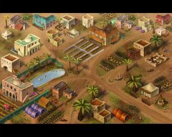 Farms - stage 2 by maria-istrate