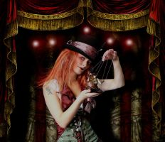 Circus Dolls by tinca2