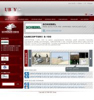 UBY Web Interf. Product Detail by HalitYesil