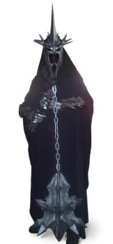 Full Witch-king Costume by mattleese87
