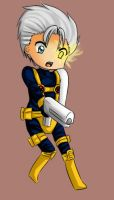 Chibi Cable by DTJames