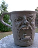 monday coffee mug by thebigduluth