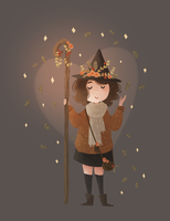 Witchsona by morgansketch