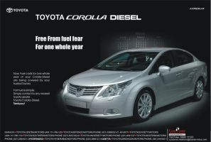 Toyota Ad 1 by isiza