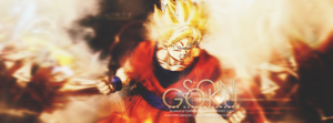 SON GOKU by ShanksTorpedo