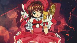 Wallpaper: Cardcaptor Sakura by MadBlackie