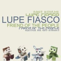 Lupe Fiasco - Friend Of Lasers by RobertHenry