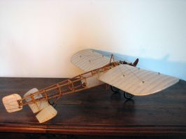 Bleriot XI (4) by olivelebasque