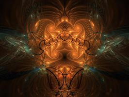 Matt's Awesome Fractal by charcoaledsoul