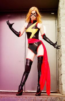 Ms Marvel by AsheRogue
