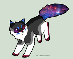 Galaxy! by BlackyPaws