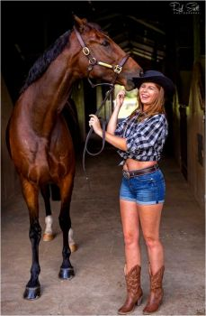 Equestrian/country shoot by AngelBrittony-Adams