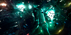 Tron tag by Manyakpo