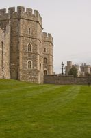 Windsor Castle Stock 4 by Sheiabah-Stock