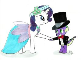 MLP _ Shall we dance? by Yuichan90