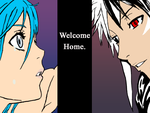 Welcome home. by RoseDragonGuardian92