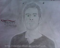 Klaus Mikaelson by AlexBeckham