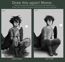 -Light - Before and After by k2-kun