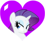 Most Loveable Pony (Rarity) by SLB94