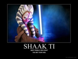 Shaak Ti motivational by jswv