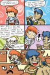 Ys: Team Up for Adventures by lunartakiro