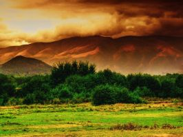 Cloudy Afternoon by cavinton