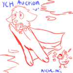 YCH Auction .:OPEN:. by Alche-Mi