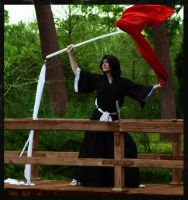 Life and Death, Rukia by Cosmic-Empress