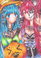Halloween 2014 by evanelectra2000
