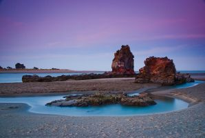 Blue Lagoon by mark-flammable